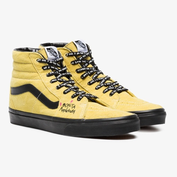 good looking low price sale luxury aesthetic Vans Sk8-Hi A Tribe Called Quest NWT